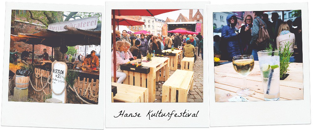 Hanse Kulturfestival in Lübeck | via It's Travel O'Clock