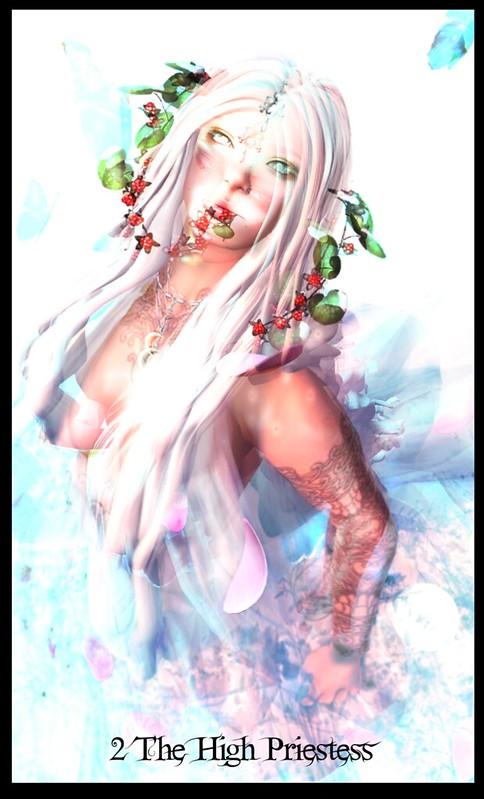 The High Priestess – Jibril Xue – Outsider Category