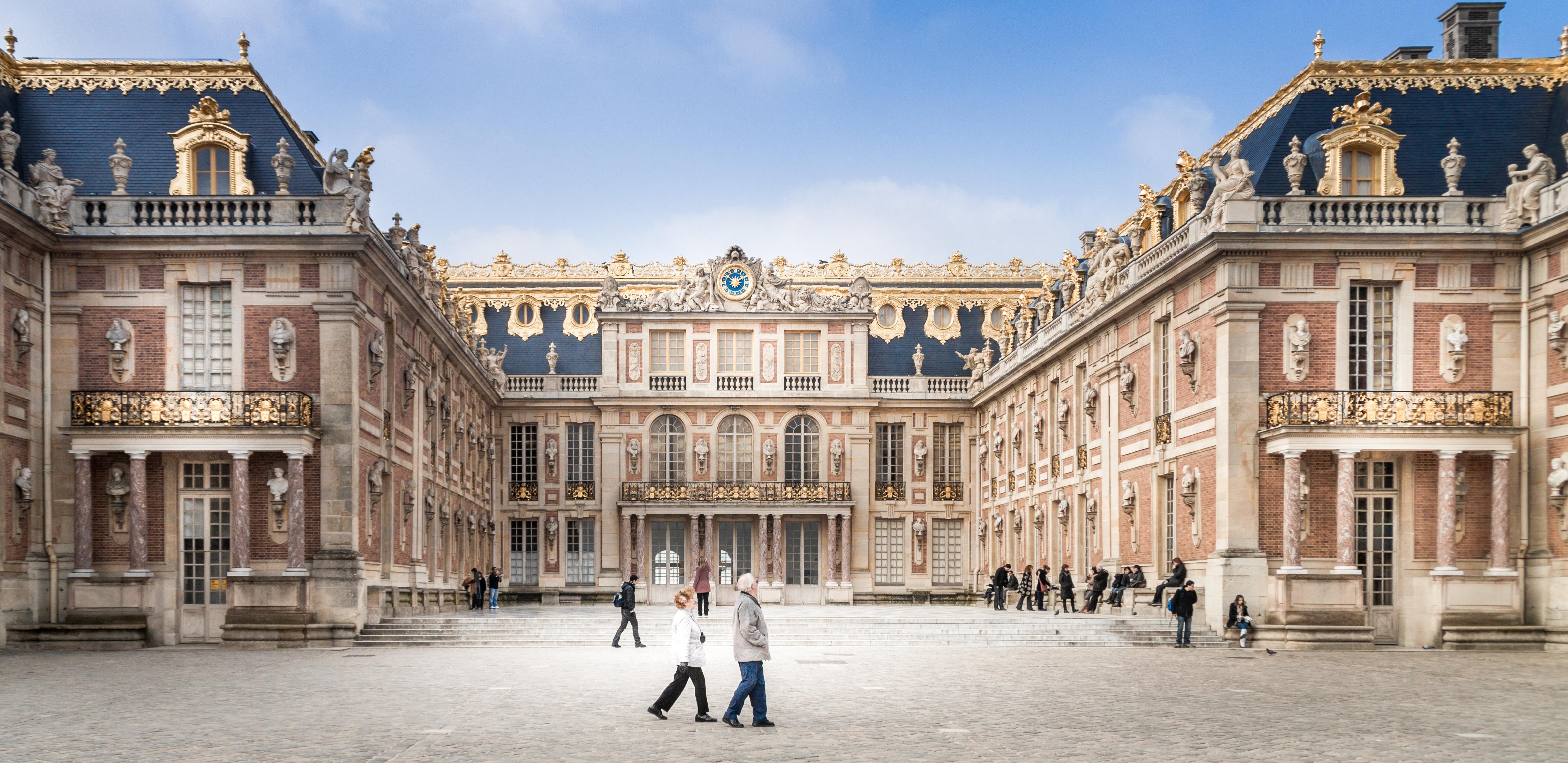 Palais de versailles yvelines france 4742 2309 via r for Architecte des batiments de france versailles