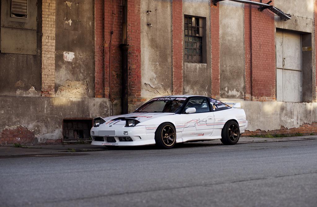 Nissan S13 | JR-3 17x9 Bronze | JR-Wheels | Flickr
