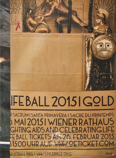 Life Ball - poster