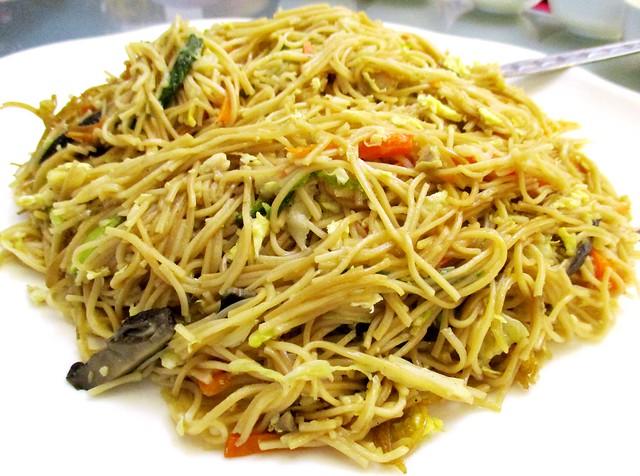 Ming Mei Shi fried mee sua
