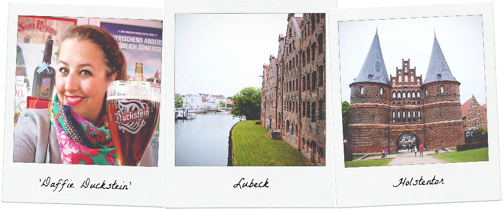 The Lubeck Diaries | via It's Travel O'Clock