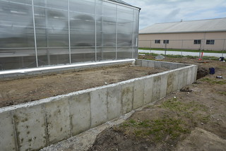 School of Agricuture Greenhouse Addition