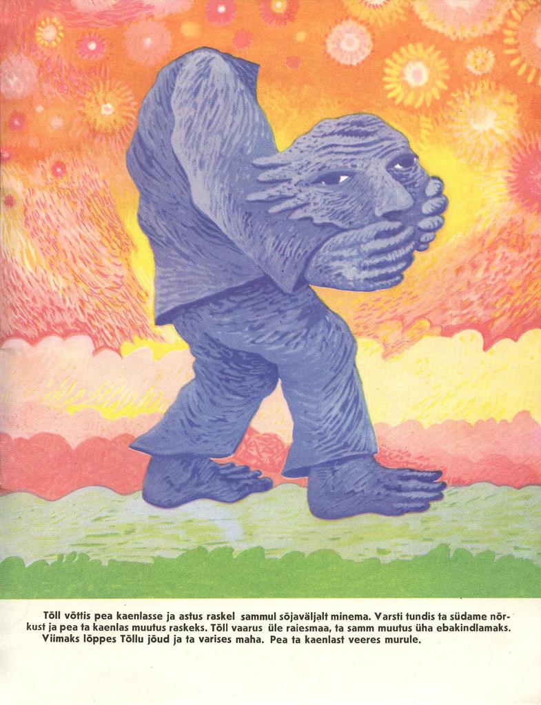 Tõll the Great - Page 24 - Written by Rein Raamat, Illustrated by Jüri Arrak, 1982