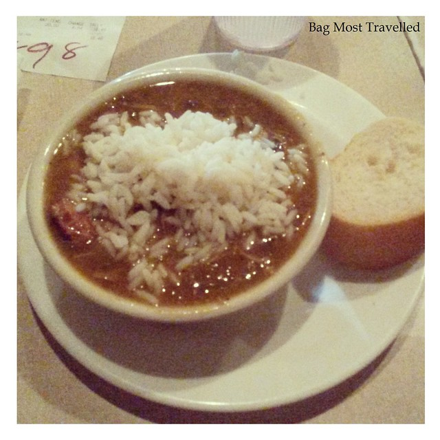Gumbo - New Orleans Food, USA