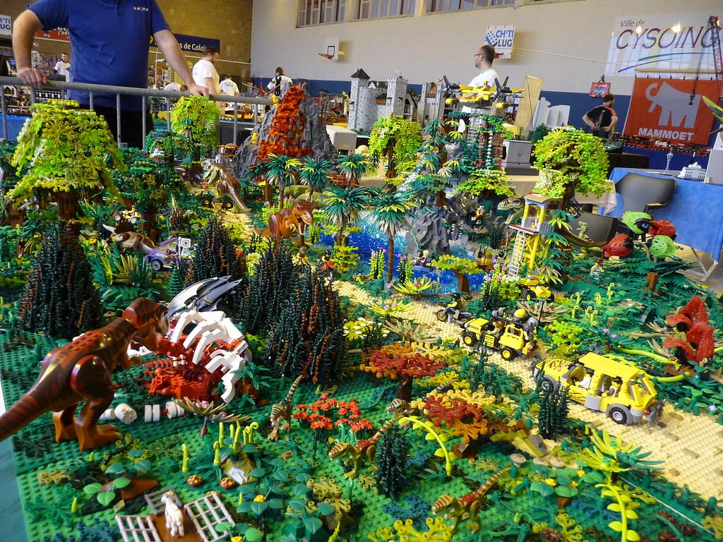 Jurabrick world moc expo chribrick 2 2 et 3 mai 2015 ave flickr - Dinosaure de jurassic park ...