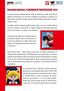 [Comentários] Tamashii Nations Caravan in Barcelona 2016 26852413271_fe396def1e_n