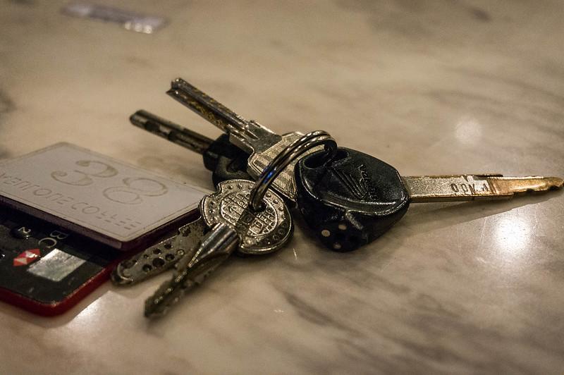 Chùm chìa khóa