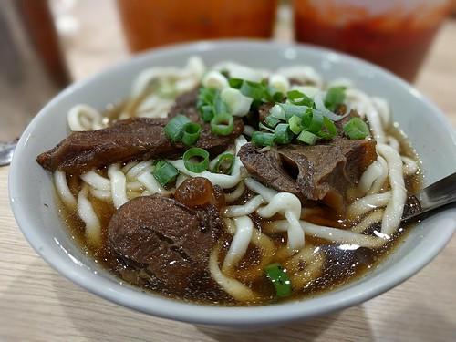 Jianhong Beef Noodle