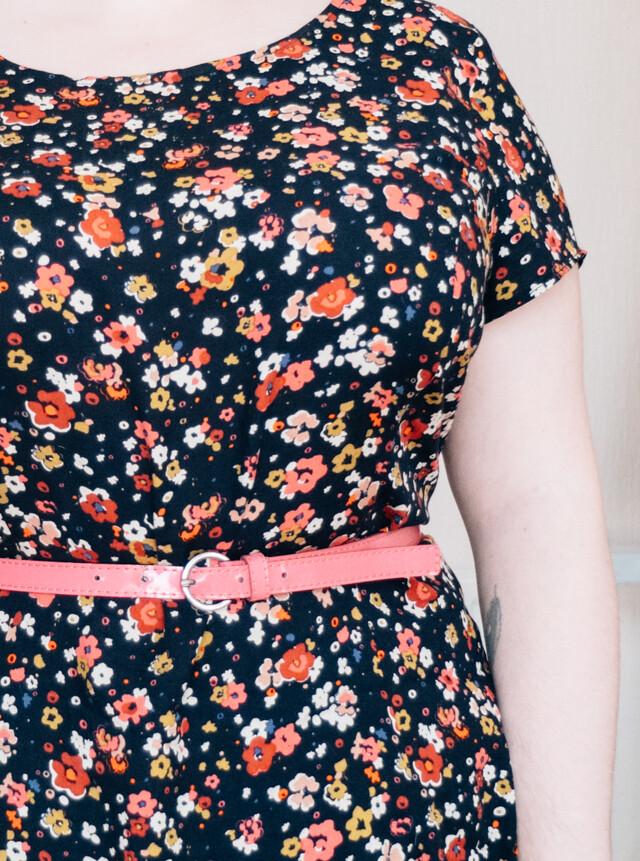 what i wore - h! by henry holland dress
