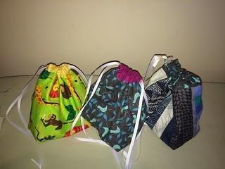 knitting bags