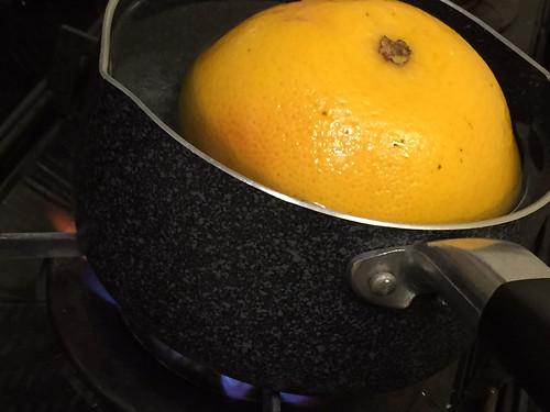 グレープフルーツをきれいにむくウラワザ