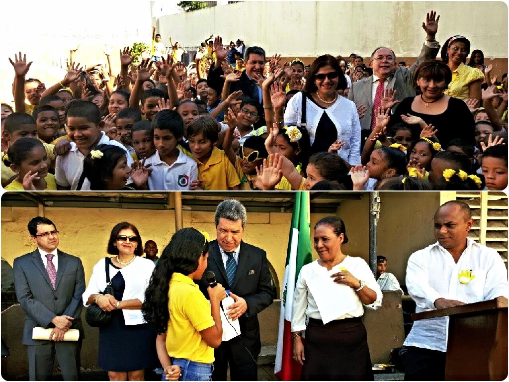 """Programa """"Escuelas México"""", Panamá"""