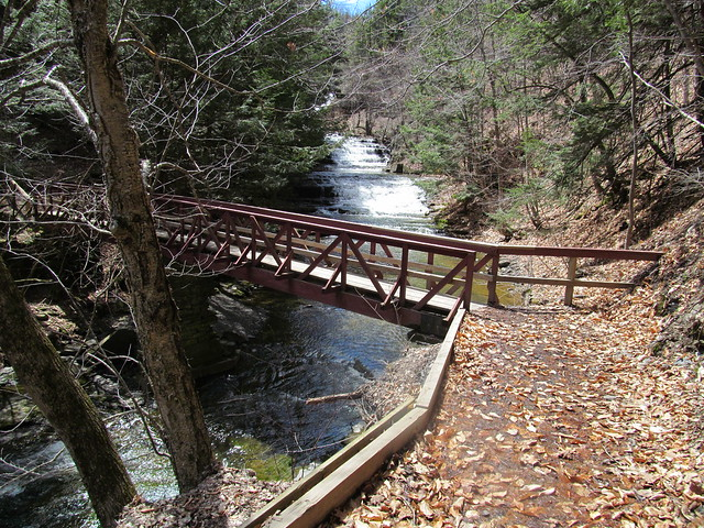 Bridge over Tenmile Creek