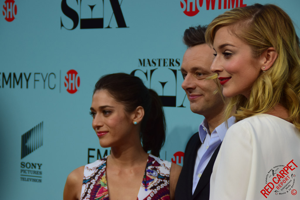 Photo gallery: Entertainment May 6   The Kansas City Star ...   Michael Sheen Lizzy Caplan