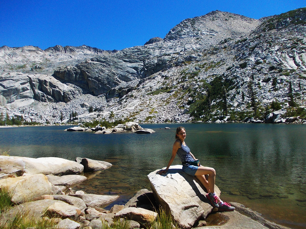 Twin Lakes, Lake Tahoe's Desolation Of Wilderness