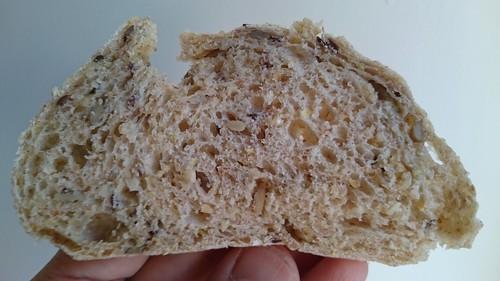 Multigrain Bread, interior