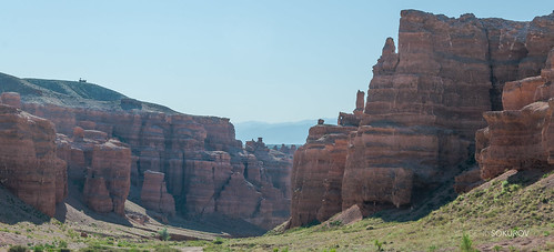 Sharyn Canyon. Kazakhstan.