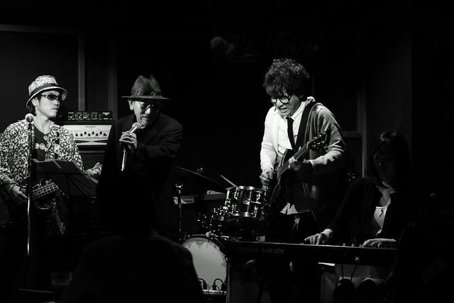 よろこんで live at Blue Heat, Tokyo, 08 May 2015. 002