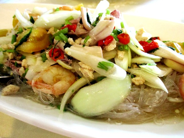Flavours seafood woon sen