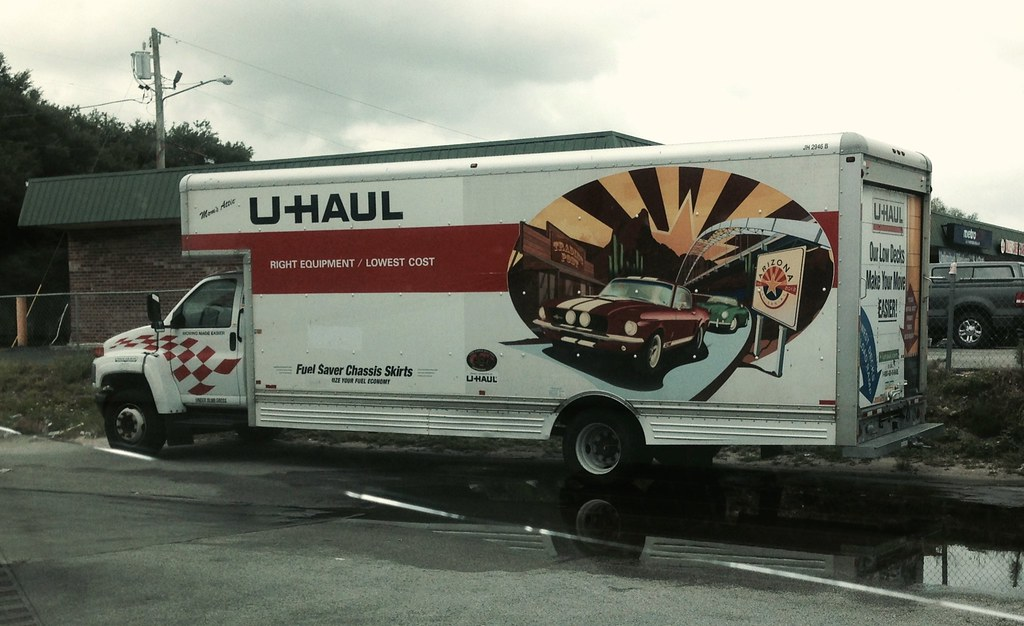 U-Haul Moving & Storage at Main & Lindsay - Mesa, AZ - Yelp