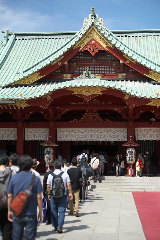 東京路地裏散歩 神田明神 神社巡り 2015年5月3日
