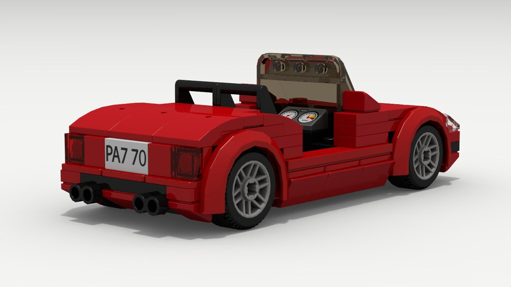 bmw z1 rear view why not something sporty with almost no flickr. Black Bedroom Furniture Sets. Home Design Ideas