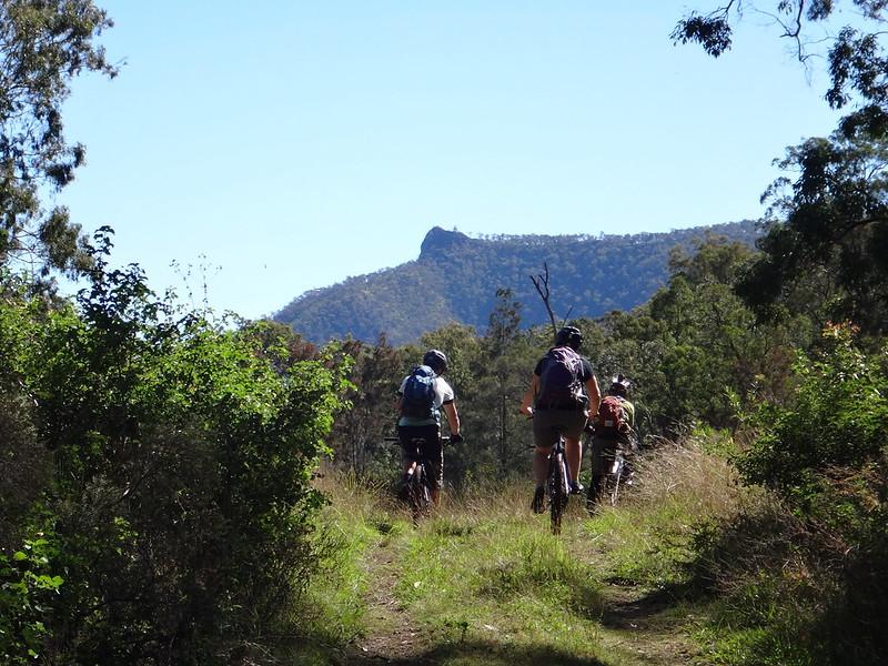Mountain Biking at Glen Rock