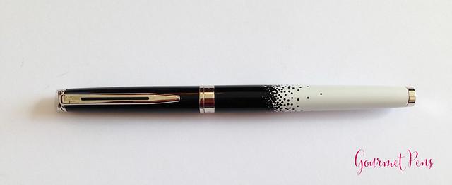 Review Waterman Hémisphère Ombres et Lumières Fountain Pen @AppelboomLaren (3)