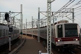 Tobu railways series 20050