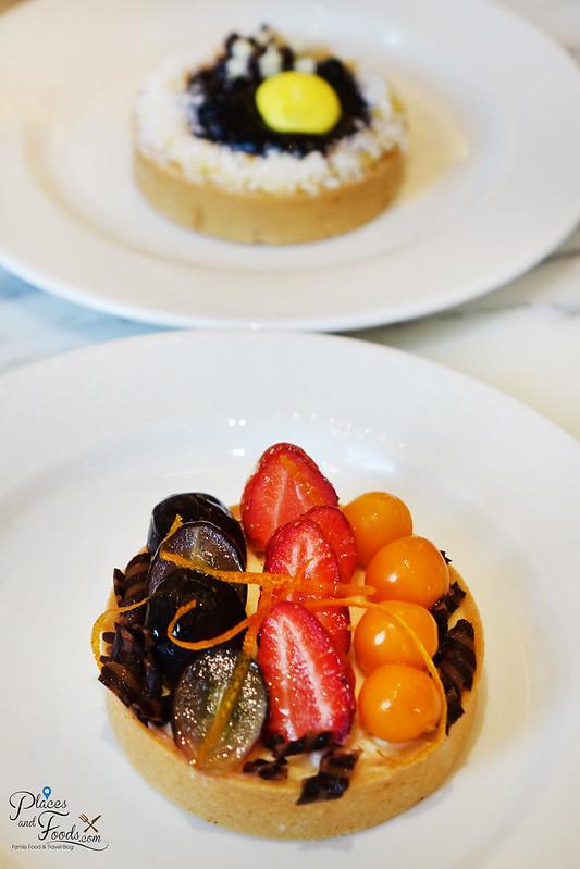 st regis langkawi gourmand deli tarts