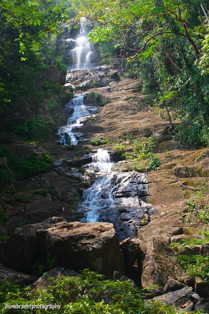 Antelope Falls, Mayflower Bocawaina Park, Belize