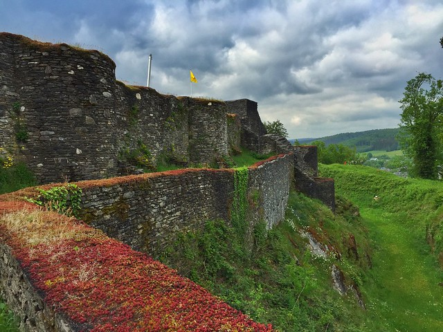 Castillo de Herbeumont (Valonia, Bélgica)