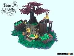 Faun Valley - Cider Mill by Cyryl K.