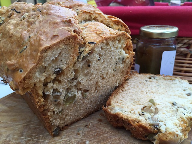 Olive Loaf soda bread