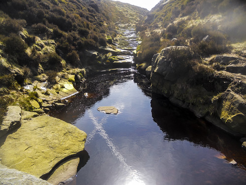 Wildboar Clough - upper section
