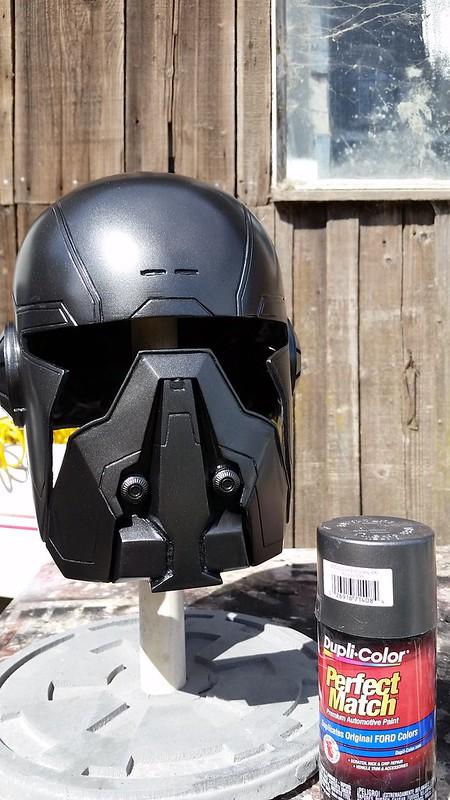 Shae Helmet in Base Metallic Color