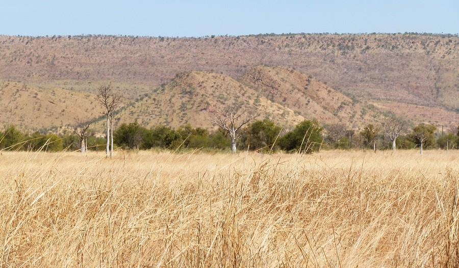 Kimberley Scenery, via Wyndham, Western Australia