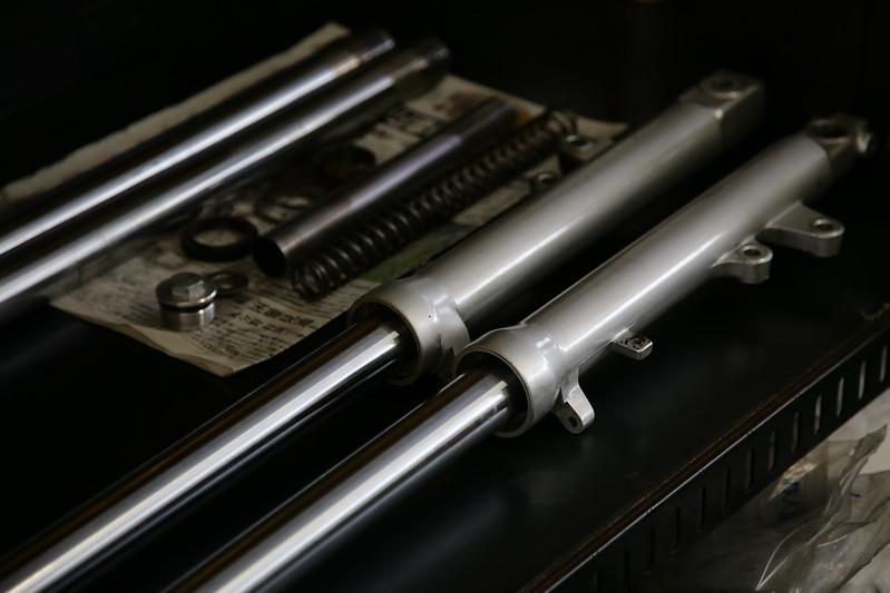 GSX250S 刀