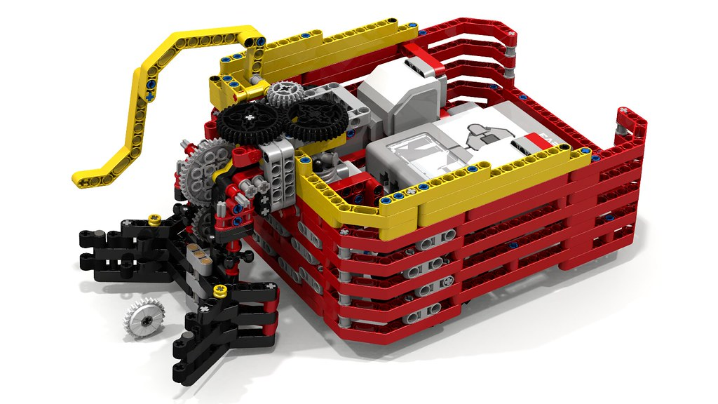 Fll 2016 Building Instructions