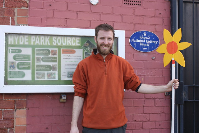 Pete at Hyde Park Source