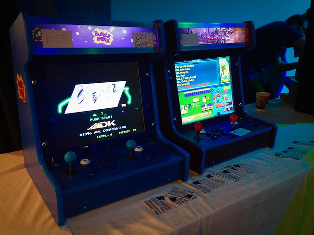 PLAY Blackpool 2015 Paul's Custom Cabs
