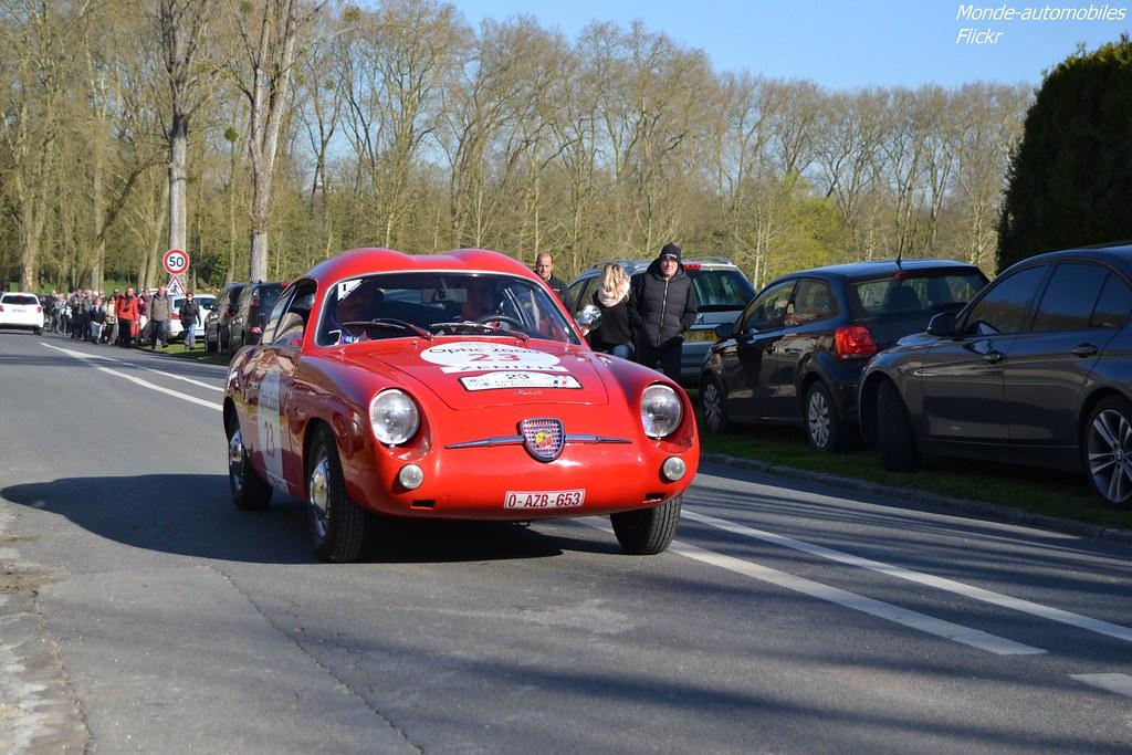 Fiat Abarth 750 GT Zagato 1959