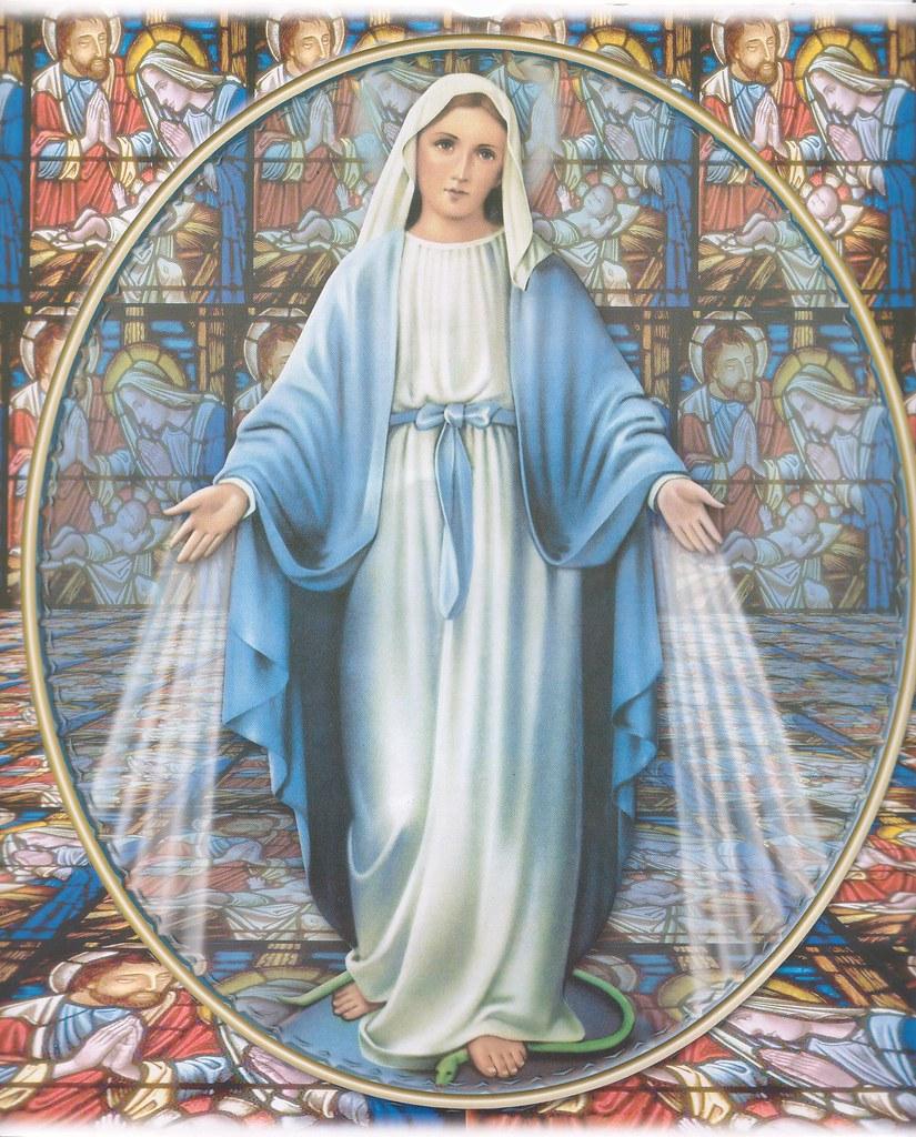 Ðức Maria: Một Tấm Gương Cho Giáo Hội Trong Mầu Nhiệm Vượt Qua