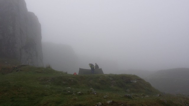 Morning at Foggin Tor #sh