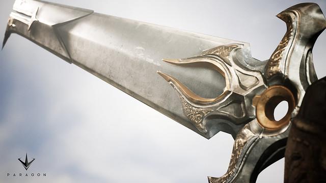 Новый герой Paragon — Грейстоун