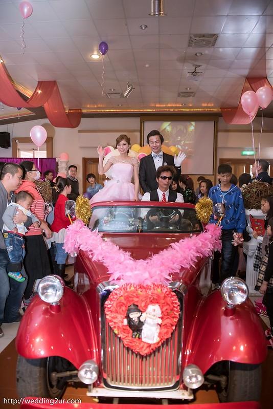 [婚攝]@港南風景區餐廳_106肇康&嬿蓉 訂結婚宴