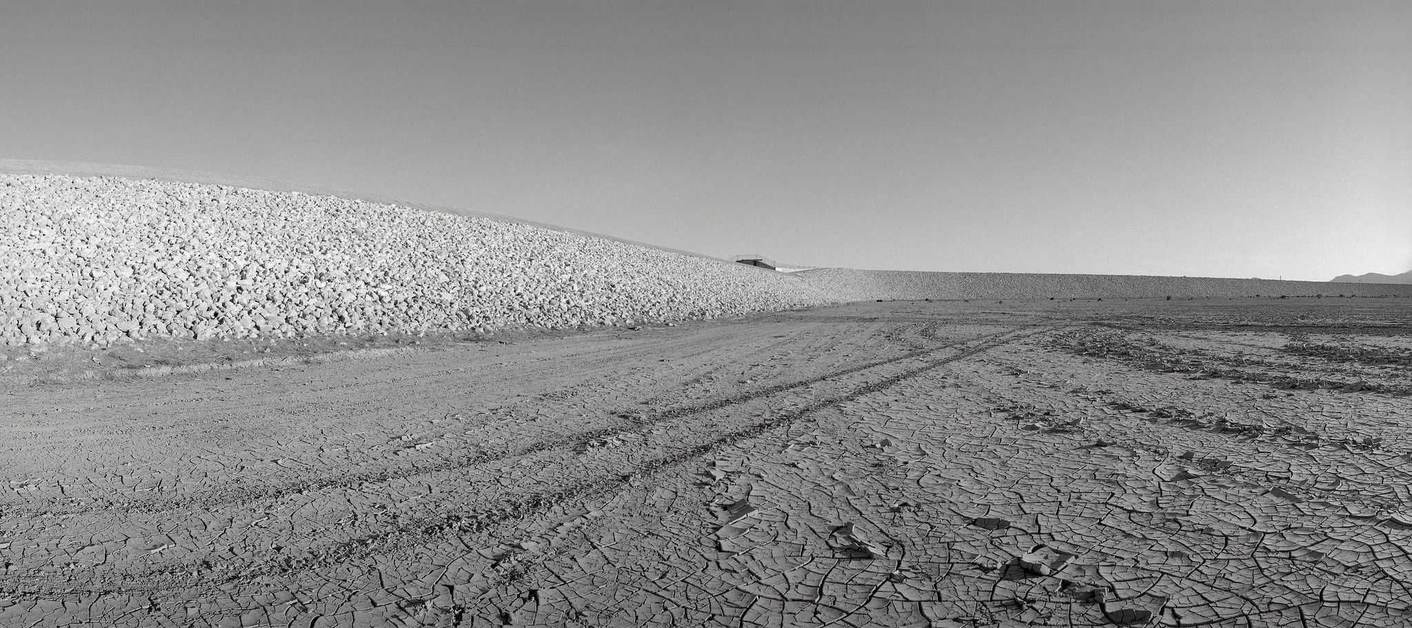 Erosion Control Structure, near Las Vegas, Nevada | by austin granger