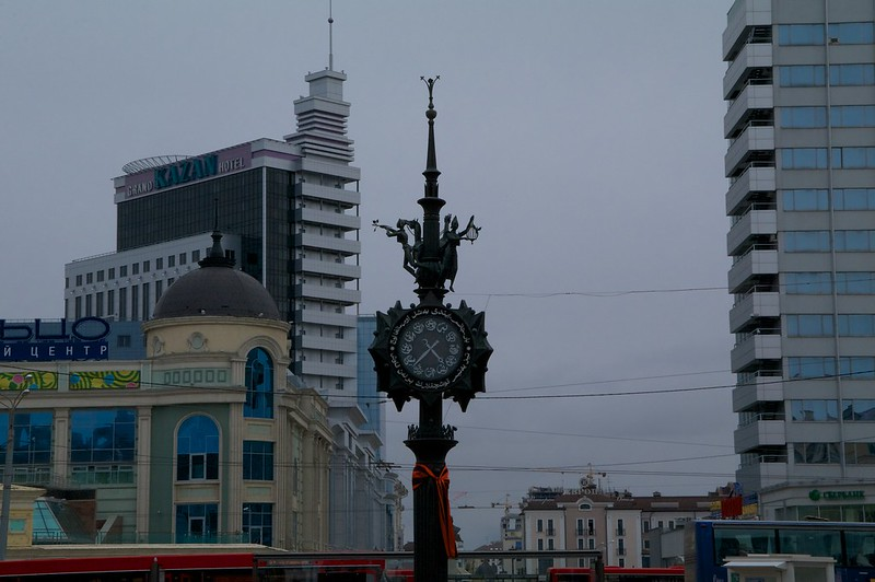 От Волги до Камы. Казань